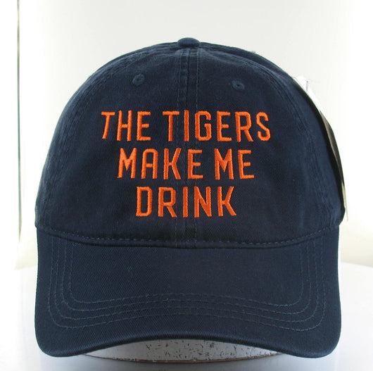 Hat - The Tigers Make Me Drink