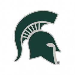 Michigan State - Spartan Logo Collector Pin