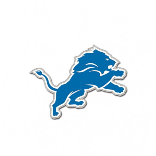 Detroit Lions - Logo Collector Pin