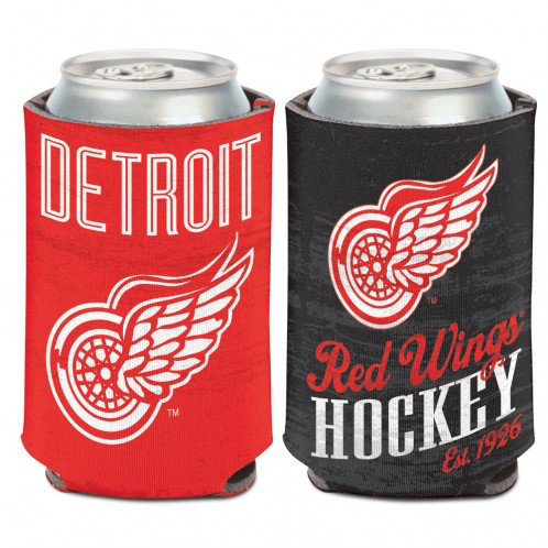 Detroit Red Wings - Vintage NHL Koozie