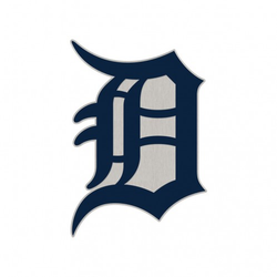 Detroit Tigers - Logo Collector Pin