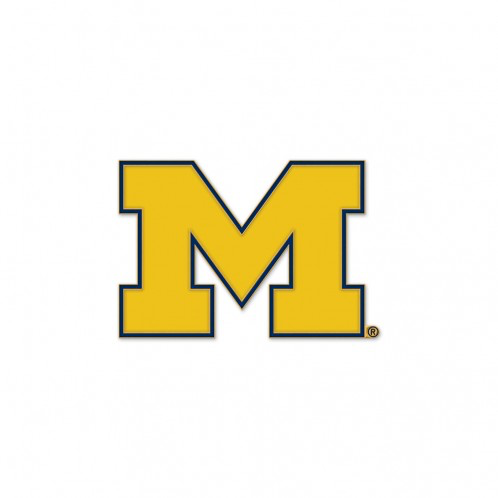 Michigan Wolverines - Logo Collector Pin