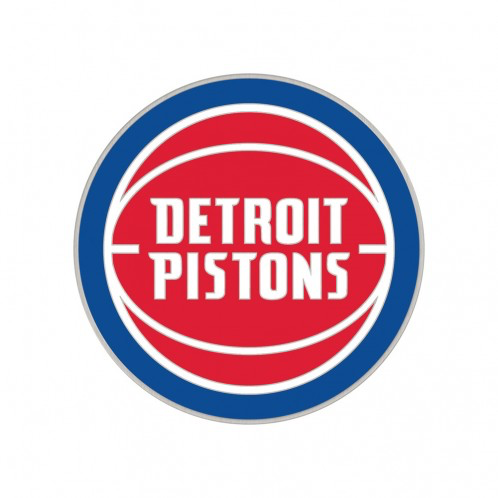 Detroit Pistons - Collector Pin