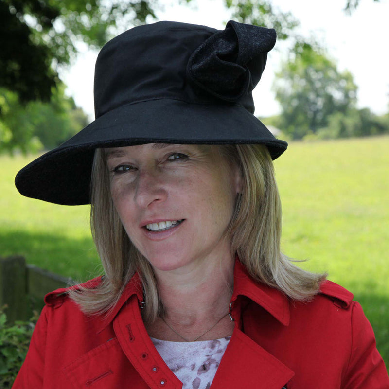 Off To The Races  Buy A Stylish Rain Hat 8542aa20eb3