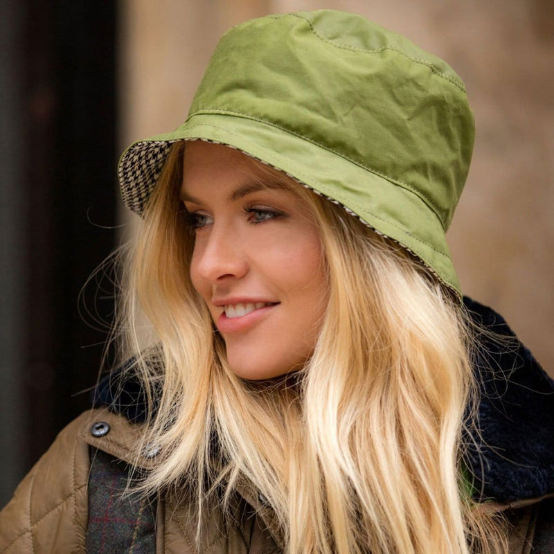 Bradleys Tannery Sophie - Rain Hat Collection