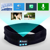 Connect me: Bandeau Bluetooth sans fil - Music & Appel