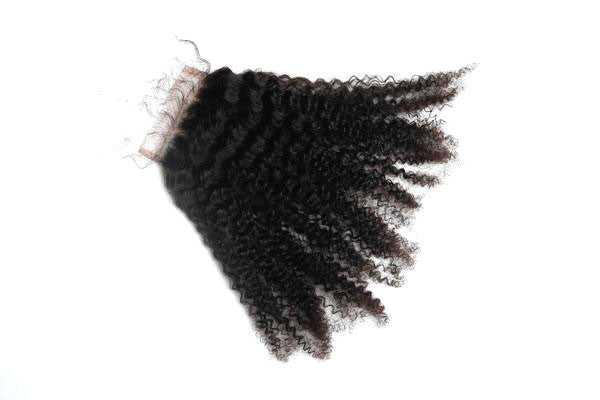 Afro Kinky Curly Lace Closure