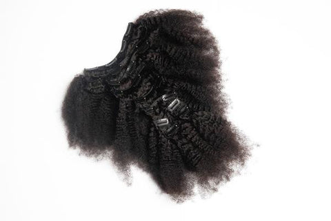 Afro Clip In Extensions