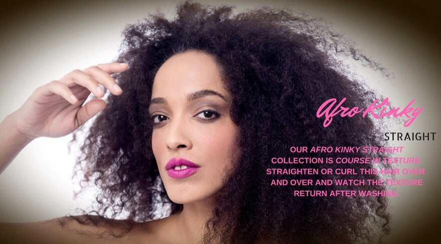 Afro Kinky Straight Closures