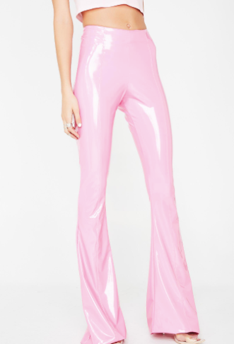 Flare Pant Light Pink