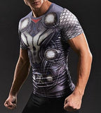 Thor Gym t-shirt - Gym Heroics Apparel