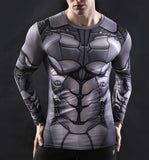 BATMAN workout Shirt - Gym Heroics Apparel
