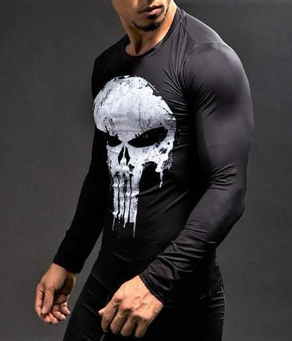 PUNISHER Gym Shirt