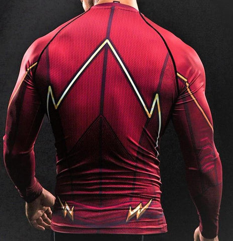 FLASH shirt - Gym Heroics Apparel