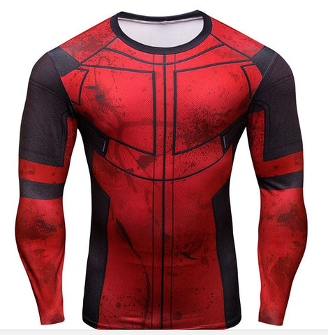 DEADPOOL Gym Shirt - Gym Heroics Apparel