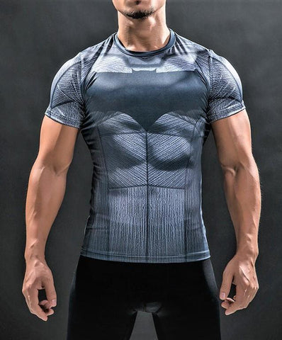 BATMAN T-Shirt - Gym Heroics Apparel