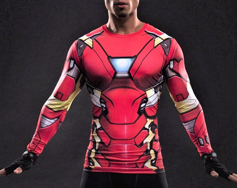 IRONMAN Workout Shirt