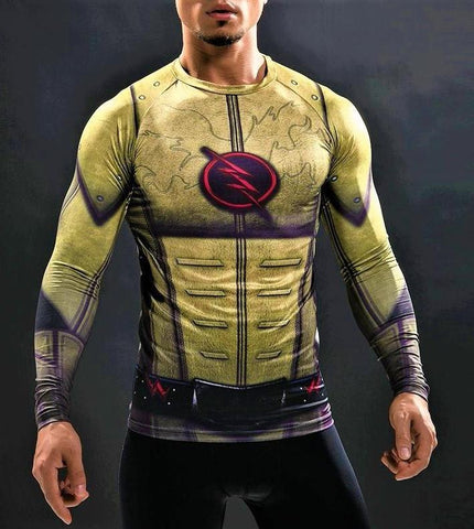 REVERSE FLASH Gym Shirt