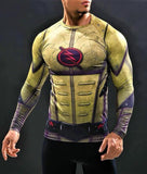 REVERSE FLASH Gym Shirt - Gym Heroics Apparel