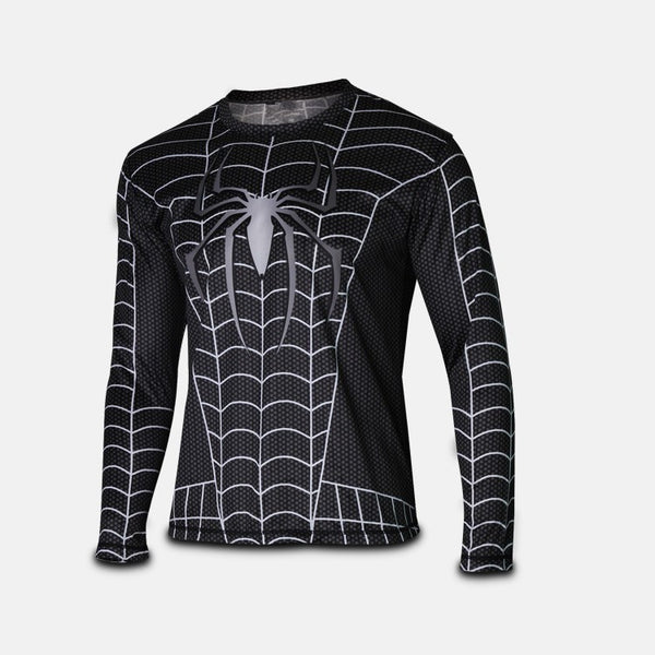 SPIDERMAN Shirt - Gym Heroics Apparel