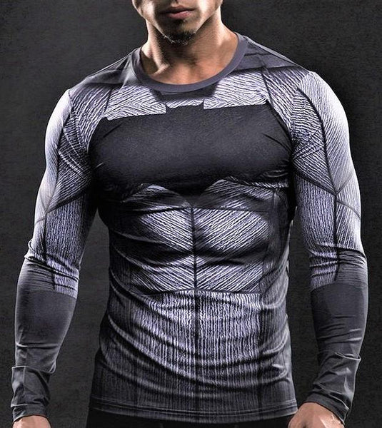 BATMAN workout Shirt