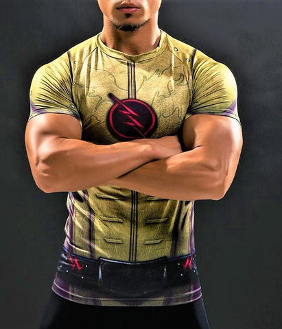 REVERSE FLASH Gym T-shirt