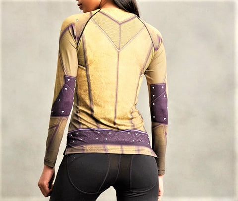 FLASH Women's Shirt - Gym Heroics Apparel