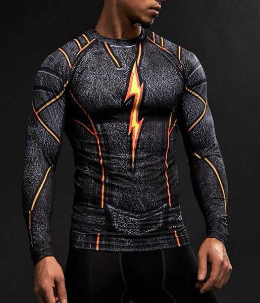 FLASH (The Rival) Gym shirt