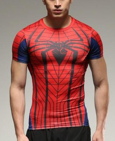 SPIDERMAN Workout T-Shirt