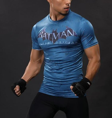 BATMAN Gym T-Shirt