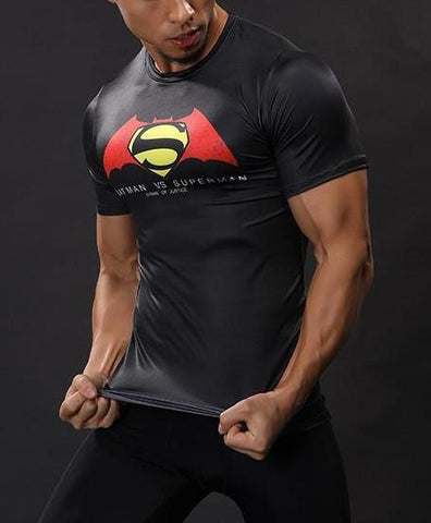 BVS Gym T-Shirt - Gym Heroics Apparel