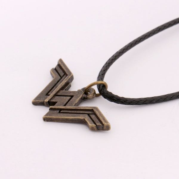 Wonder Woman Pendant - Gym Heroics Apparel