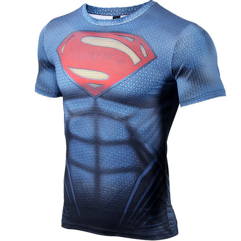 SUPERMAN Gym T-Shirt