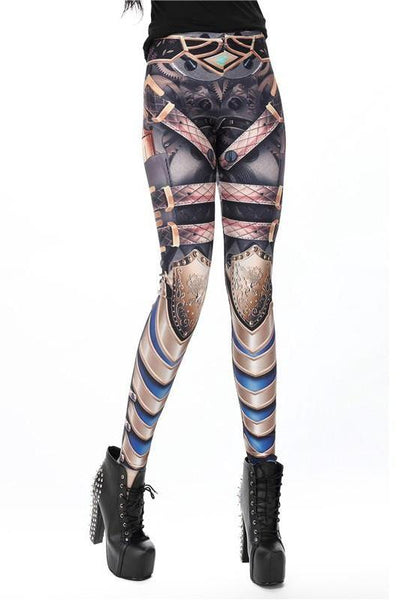 Femme Fatale Women's Leggings - Gym Heroics Apparel