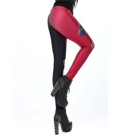 HARLEY QUINN Women's Leggings