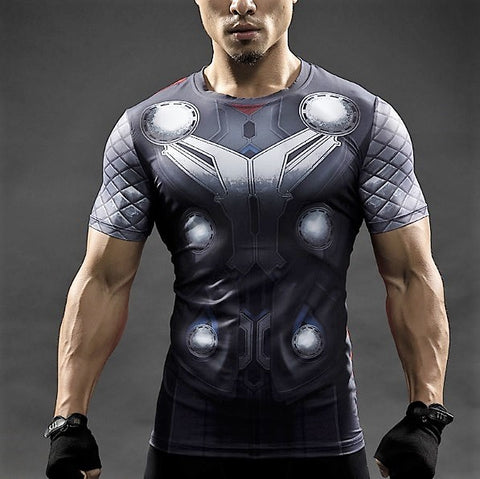 THOR Workout T-Shirt - Gym Heroics Apparel