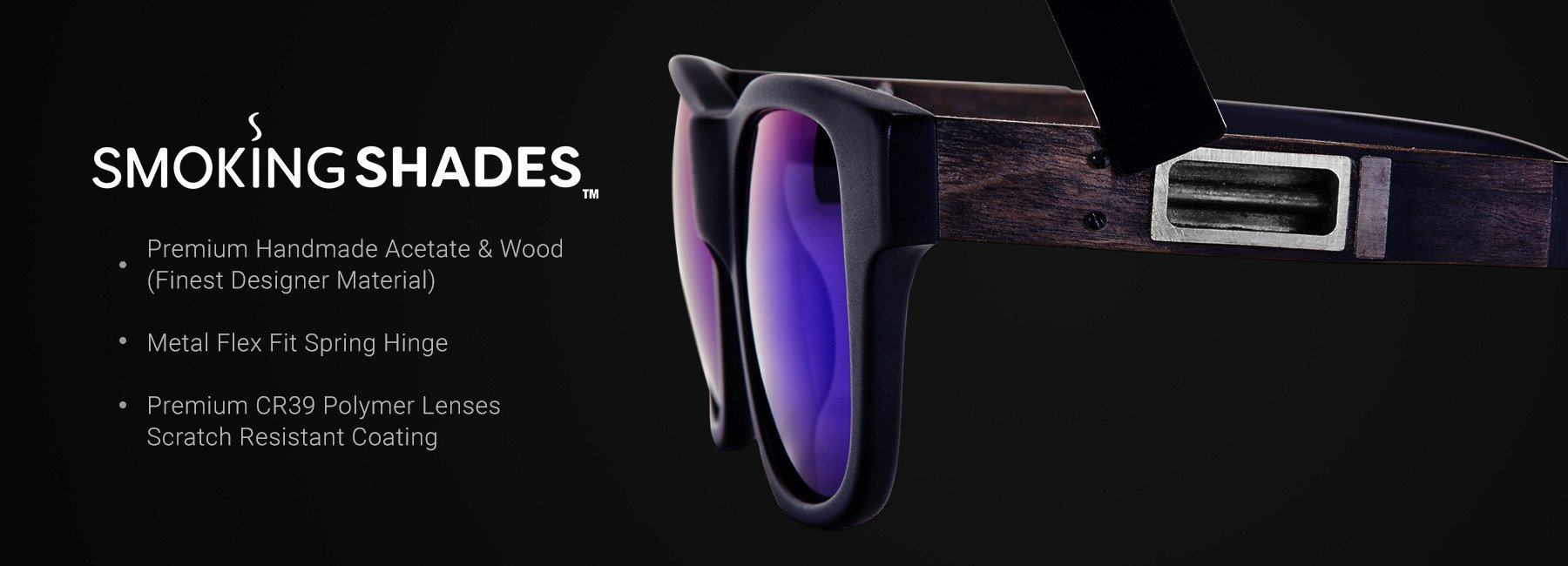 Smoking Shades | The Worlds First Smokable Pipe Sunglasses