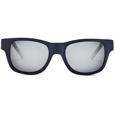 Matte Black Frame - Grey Lenses