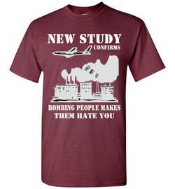 New Study Confirms Dark T-Shirt