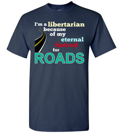 Eternal Hatred For Roads T-Shirt