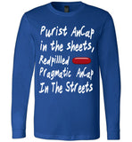 Purist Ancap In The Sheets Long Sleeve Shirt