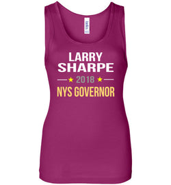 Larry Sharpe 2018 Women's Tank Top