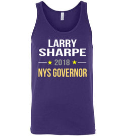 Larry Sharpe 2018 Men's Tank Top