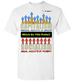 Socialism: Equal Amounts of Poverty T-Shirt
