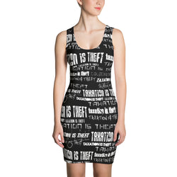 Taxation Is Theft Dress