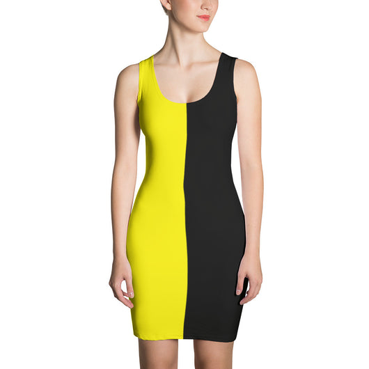 Ancap Color Dress