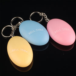 Personal Safety Loud Keychain Alarm