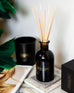 Charcoal Glass Reed Diffuser