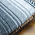 Mexican Falsa Blanket (Gray)