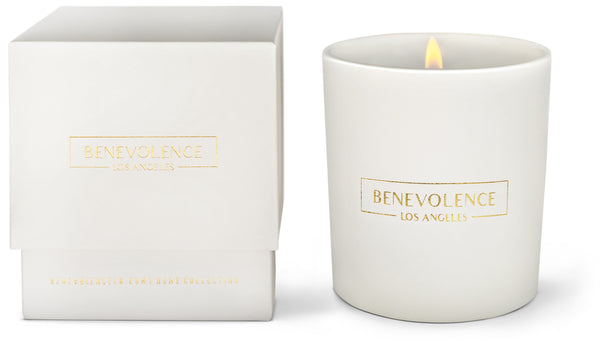 Ivory Scented Candle